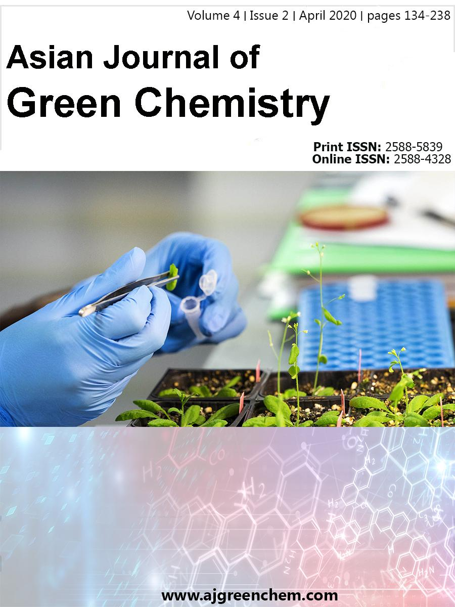 Asian Hournal of Green Chemistry