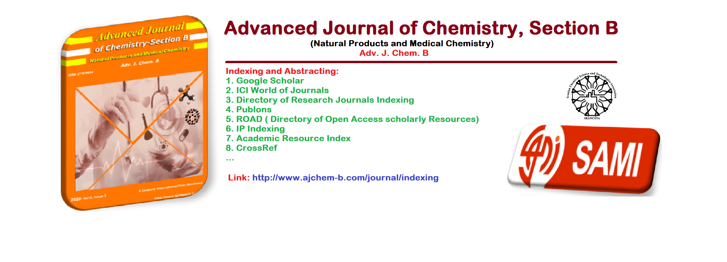 Advanced Journal of Chemistry, Section B